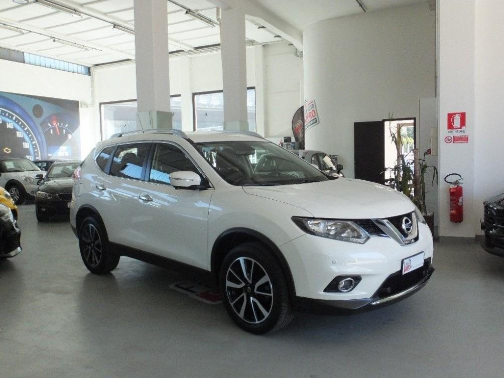 NISSAN X-Trail 1.6 dCi 2WD Acenta Premium