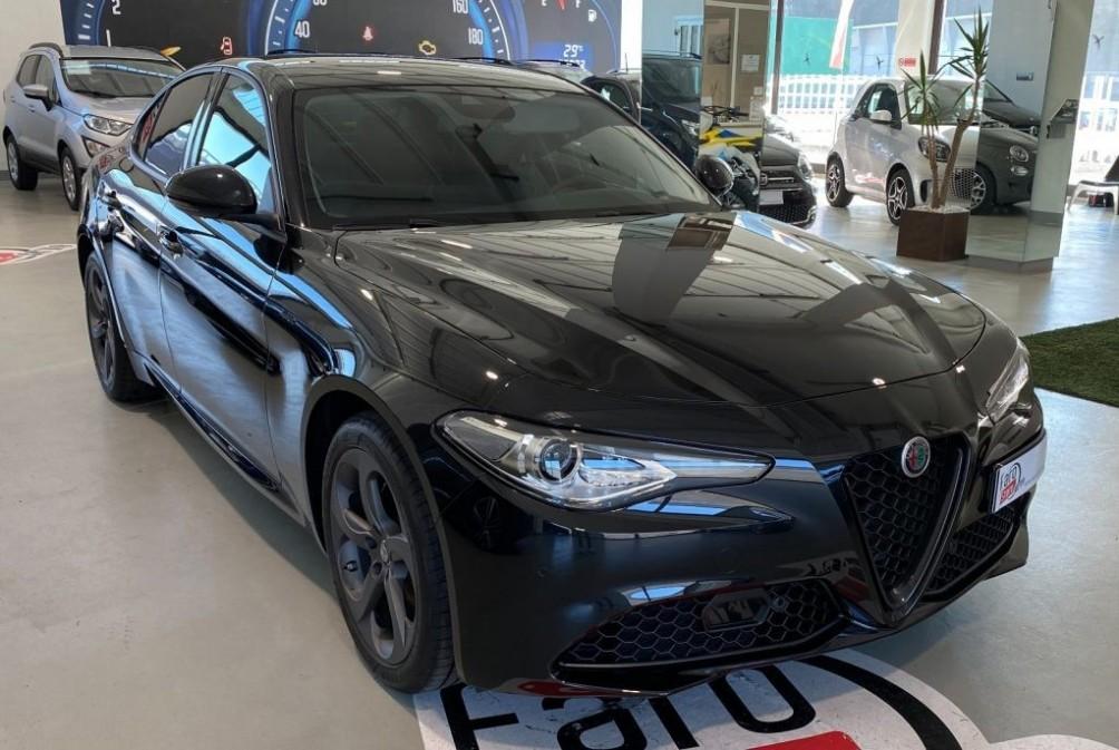 ALFA ROMEO Giulia 2 2 Turbodiesel 190 CV AT8 Sprint
