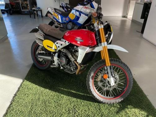 FANTIC MOTOR Caballero 500 Scrambler