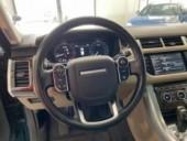LAND ROVER Range Rover Sport 3 0 TDV6 HSE Dynamic  DISPLAY