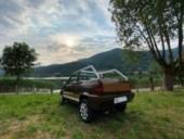 FIAT Panda Cabriolet  RIVA   UNICA AL MONDO